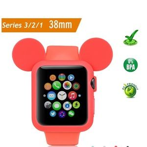 38mm Mickey Mouse Apple Watch Cover Case